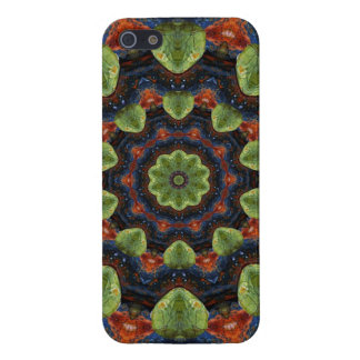 Pebble Kaleidoscope iPhone5 Case