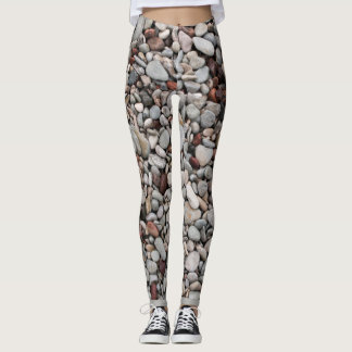 Pebble stones leggings