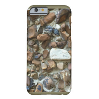 Pebble Wall Barely There iPhone 6 Case