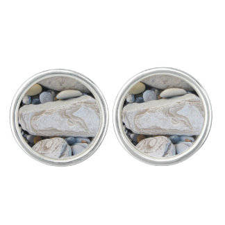 Pebbles Cufflinks