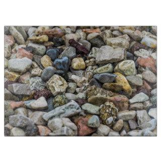 Pebbles glass boards