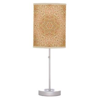 Pebbles Kaleidoscope     Table Lamps