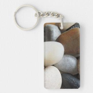 Pebbles Keychain
