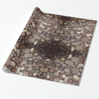 Pebbles Magic Photo Glossy Wrapping Paper