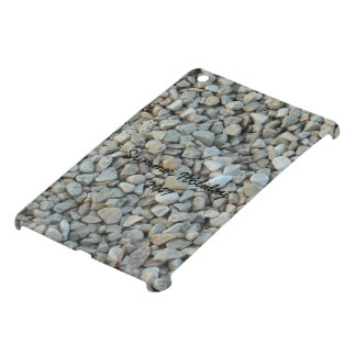 Pebbles on Beach Stone Photography iPad Mini Case