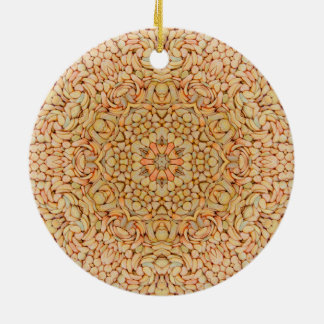 Pebbles Pattern Ornaments 6 shapes