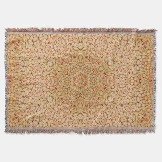 Pebbles Pattern  Throw Blanket
