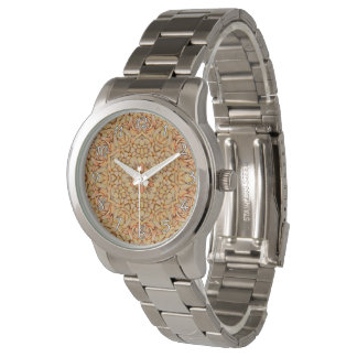 Pebbles Pattern  Vintage   Vintage Mens Watch