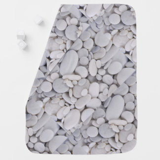 Pebbles, Rocks, Background Baby Blanket
