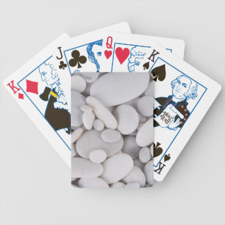 Pebbles, Rocks, Background Bicycle Playing Cards