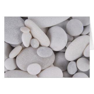 Pebbles, Rocks, Background Card