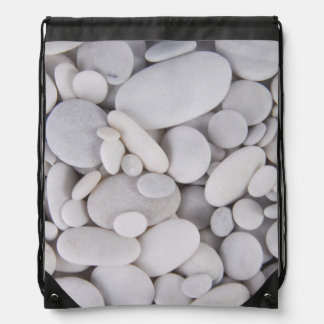Pebbles, Rocks, Background Drawstring Bag