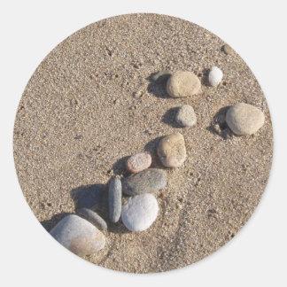 Pebbles Stickers