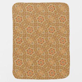 Pebbles  Tiled Design Baby Blankets