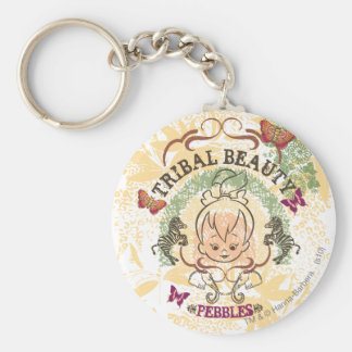 PEBBLES™ Tribal Beauty Keychain