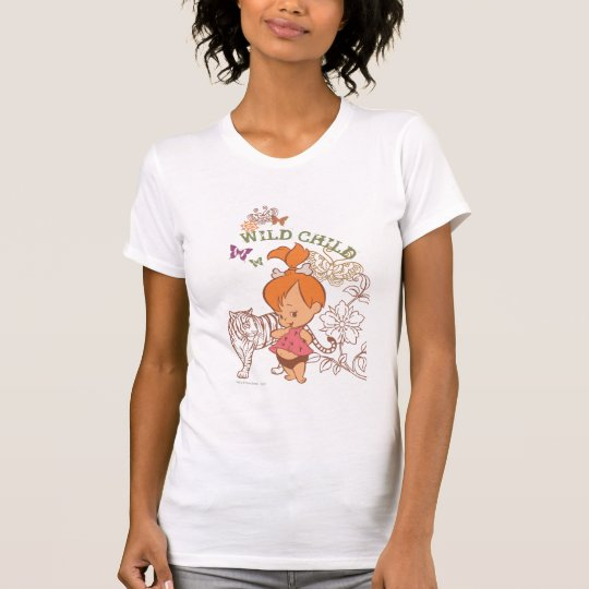PEBBLES™ Wild Child T-Shirt