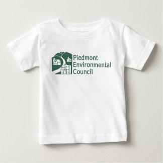 PEC T-shirt - Baby - Green Logo