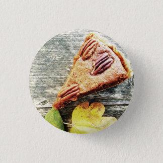 pecan pie 1 inch round button