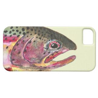 Pêche de truite arc-en-ciel coque iPhone 5