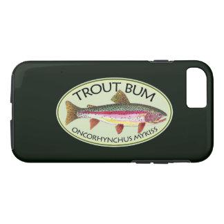 Pêcheur drôle de bon à rien de truite coque iPhone 7