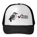 Pecker Chequered