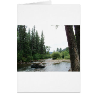 Pecos Wilderness, New Mexico Card