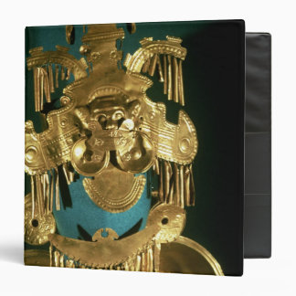 Pectoral ornament of the Calima region Vinyl Binder
