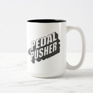 Pedal Pusher Mug