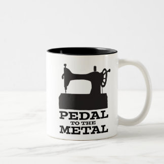 Pedal to the Metal Mug
