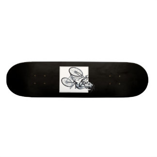 Peddling Power Skateboard Deck