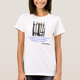 Pedestal or Prison? T-Shirt