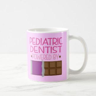 Pediatric Dentist Chocolate Gift for Her Coffee Mug