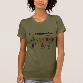 Pediatrician Gifts Kids Stickpeople Designs Tees