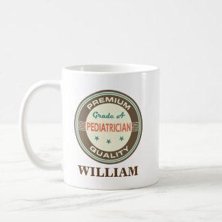 Pediatrician Personalized Office Mug Gift