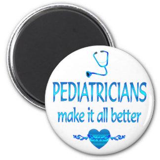 Pediatricians Make it Better Magnet