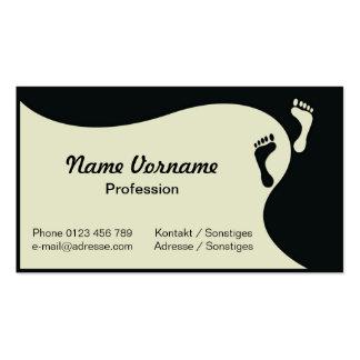 Pediküre Business Card