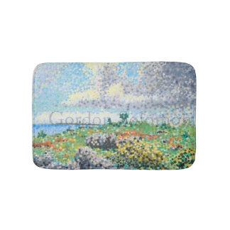 Pedro view bath mat