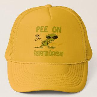 Pee On Postpartum Depression Hat