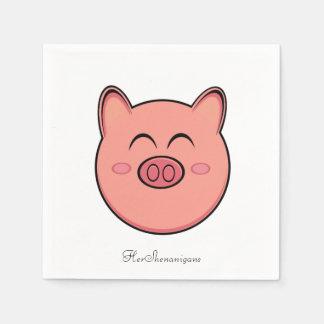 Peegy Napkins - HerShenanigans Collection Paper Napkin