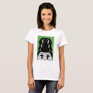 Peek-a-boo Bride of Frankenstein T-Shirt