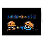Peek-a-Boo Greeting Cards
