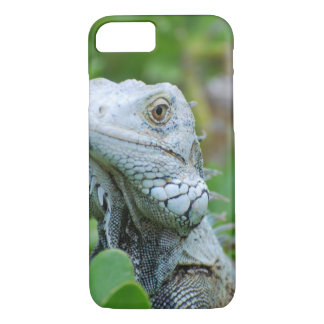 Peek-a-boo Iguana iPhone 7 Case