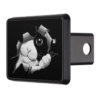 Peek a Boo Kitty Trailer Hitch Cover
