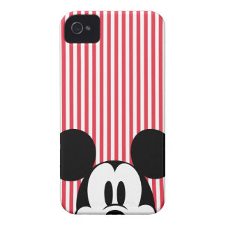 Peek-a-Boo Mickey Mouse Case-Mate iPhone 4 Cases