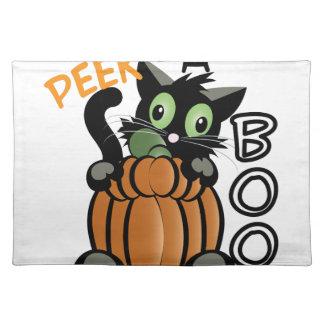Peek A Boo Place Mat