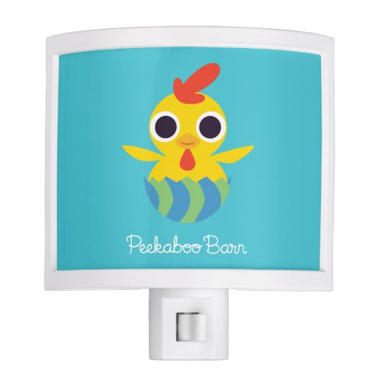 Peekaboo Barn Easter | Bandit the Chick Night Light