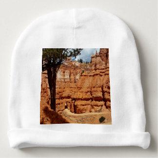 Peekaboo loop Bryce Canyon National park Utah Baby Beanie