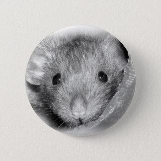 Peekaboo Rattie Button