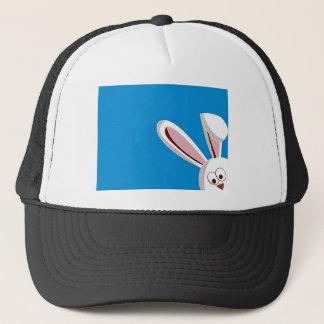 Peeking Bunny Trucker Hat