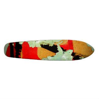 Peeling Poster Skateboards